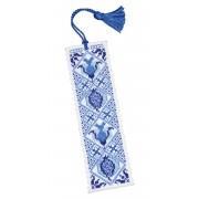 BKDB Delft Blue Bookmark