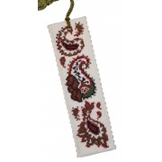 BKPP Paisley Pattern Bookmark