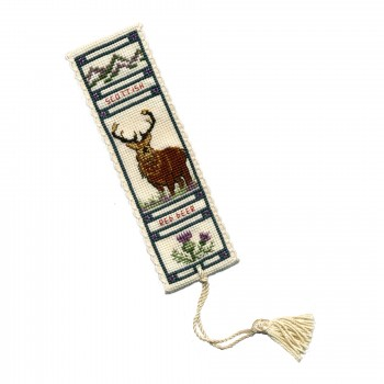 BKSA Stag Bookmark