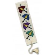 BKUM Umbrellas Bookmark