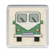 COCVG Campervan Coaster - Green