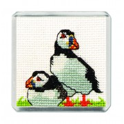 FMPU Puffin Fridge Magnet