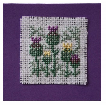 KCST Scottish Thistle Keepsake