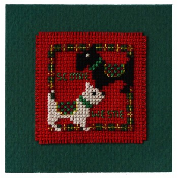 KCSW Scottie & Westie Keepsake