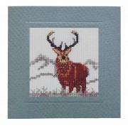 MCSA Stag Miniature Card