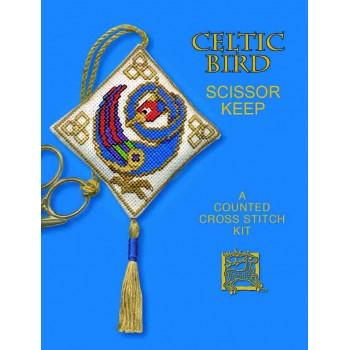 SKCB Celtic Bird Scissor Keep