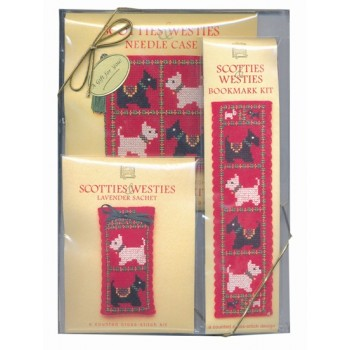 Scotties & Westies Gift Pack