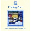 MCFP - Fishing Port Miniature Card - SALE