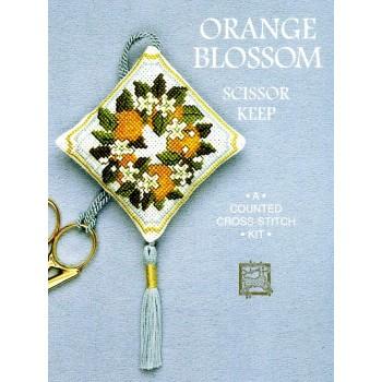 Orange Blossom Scissor Keep