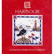 Harbour Miniature Card