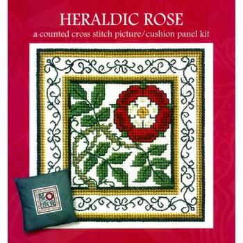 Heraldic Rose Picture